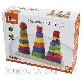 Пирамидка Viga Toys (50567), фото 2