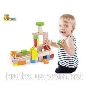 """Игрушка Viga Toys """"Занимательные горки"""" (51619), фото 2"""