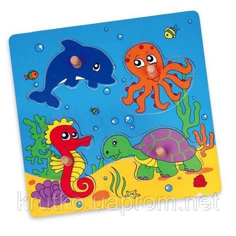 """Пазл Viga Toys """"Море"""" (59564), фото 2"""