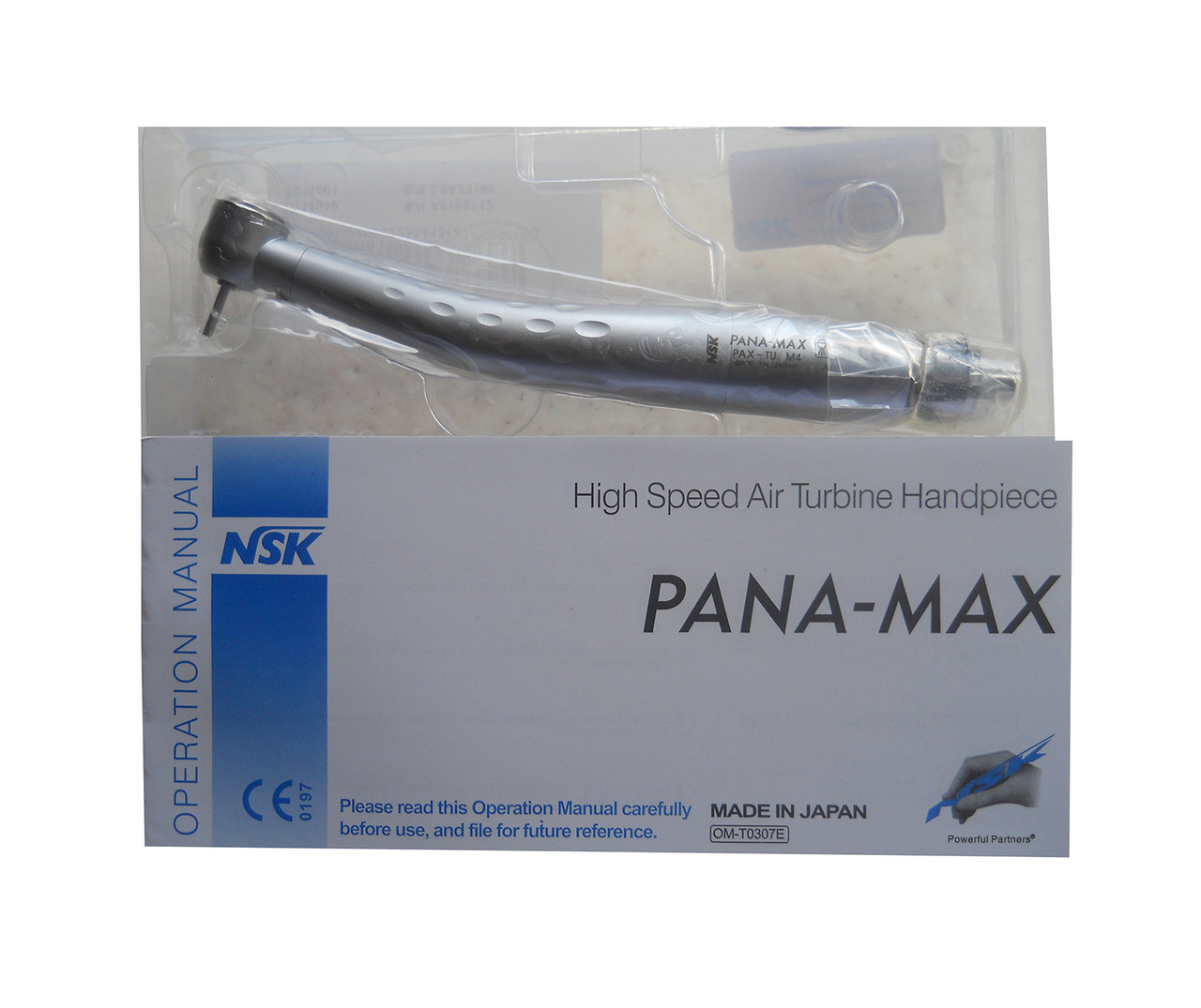 NSK PANA MAX турбинный наконечник ортопедический, LED подсветка, стоматологический наконечник