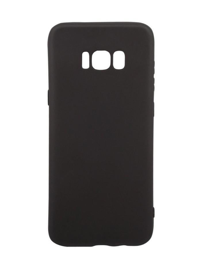 Чехол черный ТПУ для Samsung Galaxy S8 Plus