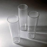 Пробирки для разведения дрозофил, широкие, 25х95 мм, штатив, 100 штук/упак.