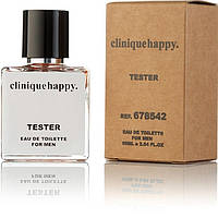 Clinique Happy For Men EDT 50 ml TESTER (туалетная вода Клиник Хэппи Фо Мэн тестер)