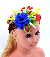 Повязка на голову / украинский стиль, фото 1