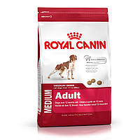 Корм для собак Royal Canin Medium Adult (Роял Канин Медиум эдалт) 15 кг