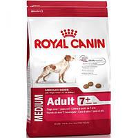 Корм для собак Royal Canin Medium Adult 7+ ( Роял Канин Медиум эдалт старше 7 лет) 15 кг