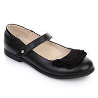 Туфли рр30-35 кожа lapsi 2 цвета для девочек