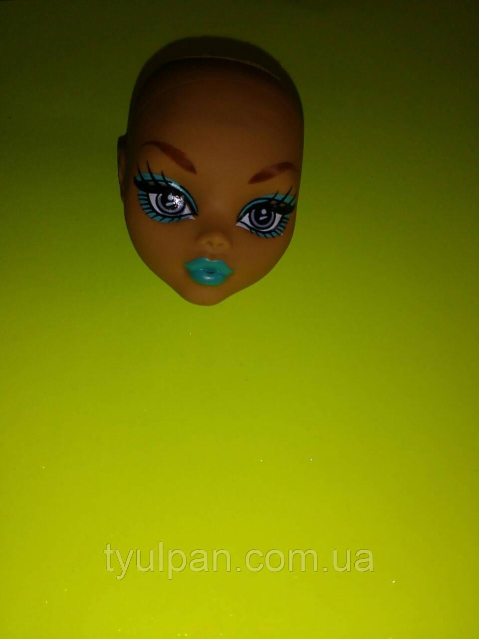 Молд кондитерский  для мастики лицо куклы 5*3,5 см