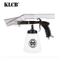 Аппарат для химчистки с насадкой на пылесос KLCB KA-G063 торнадор