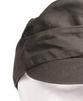 Кепка из молескина MilTec М-43 WH Moleskin Black 12305002, фото 3