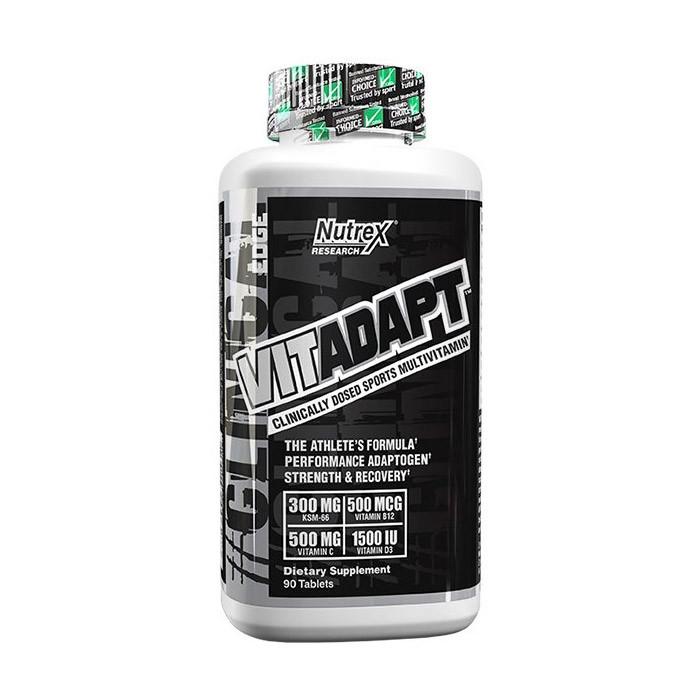 Комплекс витаминов Nutrex Vitadapt (90 таб) нутрекс