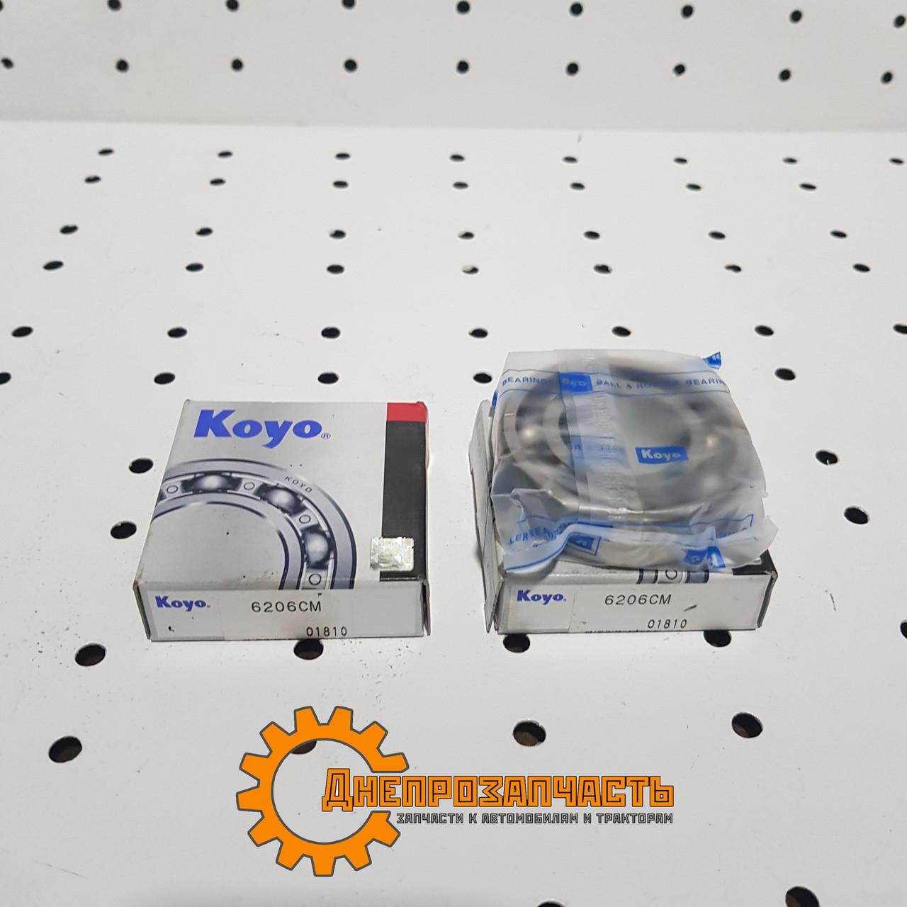 Подшипник 206 Япония Koyo