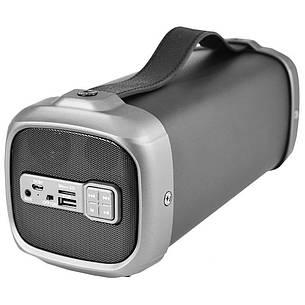 Портативная Bluetooth Колонка SPD CIGII F61 BT  + ПОДАРОК: Настенный Фонарик с регулятором BL-8772A, фото 2