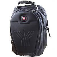 Городской рюкзак Swissgear 1560 Чёрный