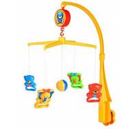 Детский мобиль на кроватку Мишутки ТМ Canpol Babies