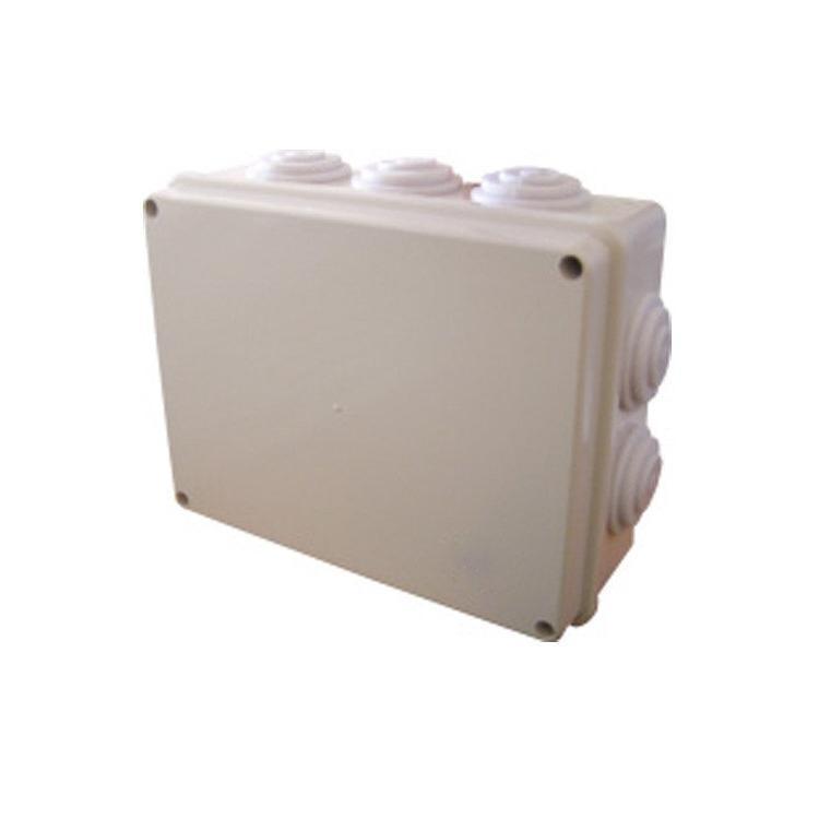 Монтажная коробка (распаячная, распределительная, соединительная) 200*155*80 Takel