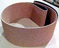 Шлифовально-полировальная лента  Klingspor 100х1830 для полировки стекла пробковая