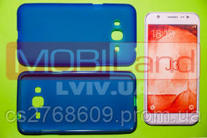 "Чохол силікон ""S""  Samsung J300/J310/J320 (blue)"