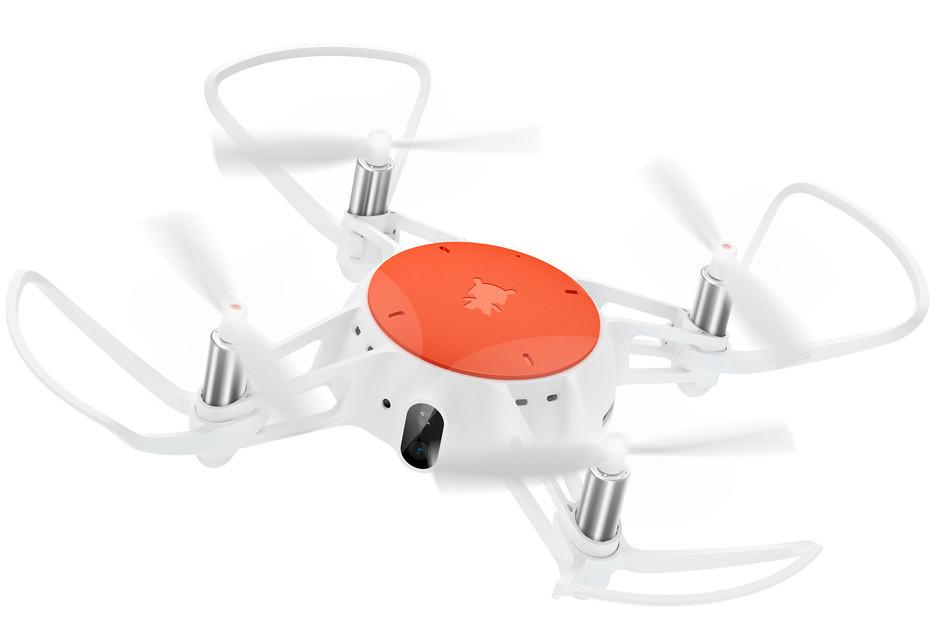 Квадрокоптер Xiaomi Mi Drone Mini Белый (YKFJ01FM)