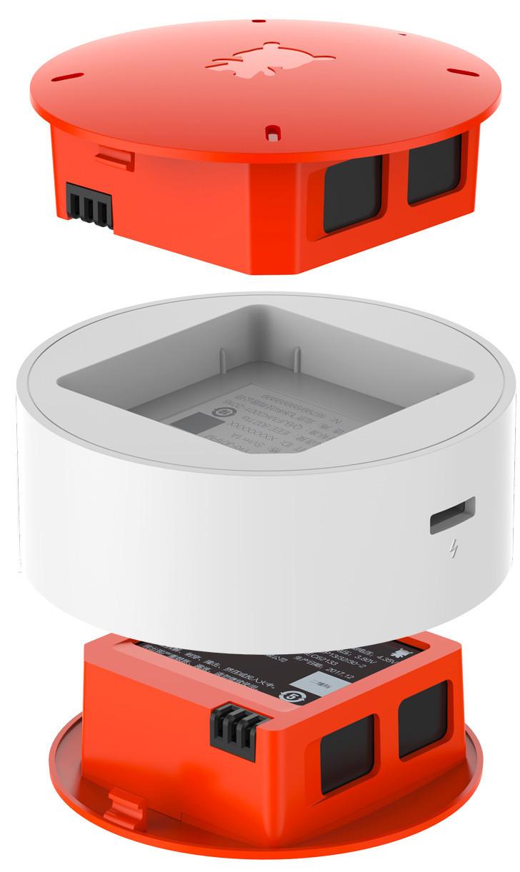 Комплект АКБ + ЗУ Xiaomi Mi Drone Mini Battery Kit (XFJCDQDC01FM)
