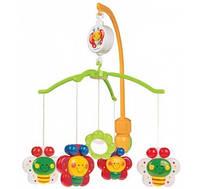 Детский мобиль на кроватку Бабочки ТМ Canpol Babies