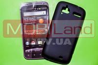 "Чохол силікон ""S""  HTC Sensation G14/G18 (black)"