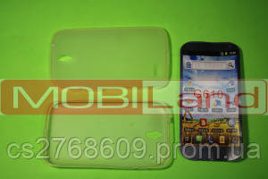 "Чохол силікон ""S""  Huawei G610 (white)/C8815"
