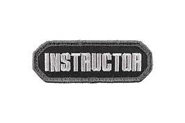 Нашивка Instructor - SWAT [MIL-SPEC MONKEY] (для страйкбола)