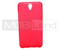 "Чохол силікон ""S""  Lenovo Vibe S1 (red)"