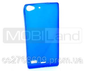 "Чохол силікон ""S""  Lenovo Vibe X2 (blue)"
