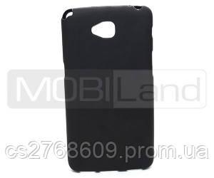 """Чохол силікон """"S""""  LG D605 /L9 II (black)"""