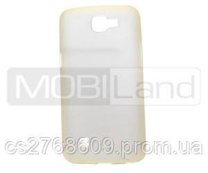 "Чохол силікон ""S""  LG K4/K130E (white)"