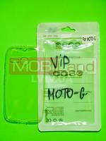 "Чохол силікон ""VIP"" Motorola Moto G в асортименті"
