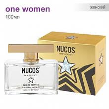 Женская туалетная вода ONE WOMEN NUCOS 50мл