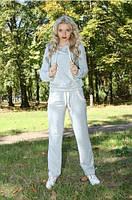 Женский трикотажный спортивный костюм 3004, фото 1