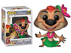 Фигурка Funko Pop Фанко Поп Тимон Луау Timon Luau The Lion King Disney Король Лев D LK LT500