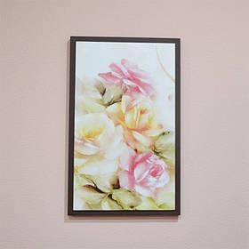 "Картина в раме ""Розы прованса"""