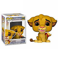 Фигурка Funko Pop The Lion King Simba Король Лев Симба LK S496