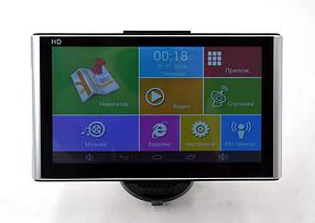 "GPS-навигатор на Android Pioneer X7 (7"" / RAM 512 Mb / 16 Gb)"