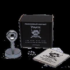 Поисковый магнит F-80 Пират односторонний + ТРОС 🎁