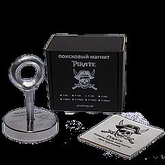Поисковый магнит F-120 Пират односторонний + ТРОС 🎁