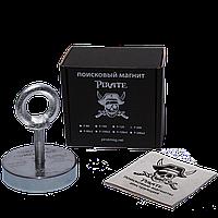Поисковый магнит F-200 Пират односторонний + ТРОС 🎁