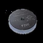 Поисковый магнит F-200 Пират односторонний + ТРОС 🎁, фото 3