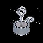 Поисковый магнит F-100х2 Пират двухсторонний + ТРОС 🎁, фото 3
