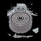Поисковый магнит F-200х2 Пират двухсторонний + ТРОС 🎁, фото 2