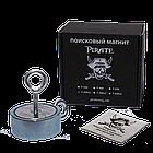 Поисковый магнит F-300х2 Пират двухсторонний + ТРОС 🎁, фото 2