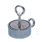 Поисковый магнит F-300х2 Пират двухсторонний + ТРОС 🎁, фото 5