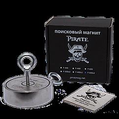 Поисковый магнит F-600х2 Пират двухсторонний + ТРОС 🎁