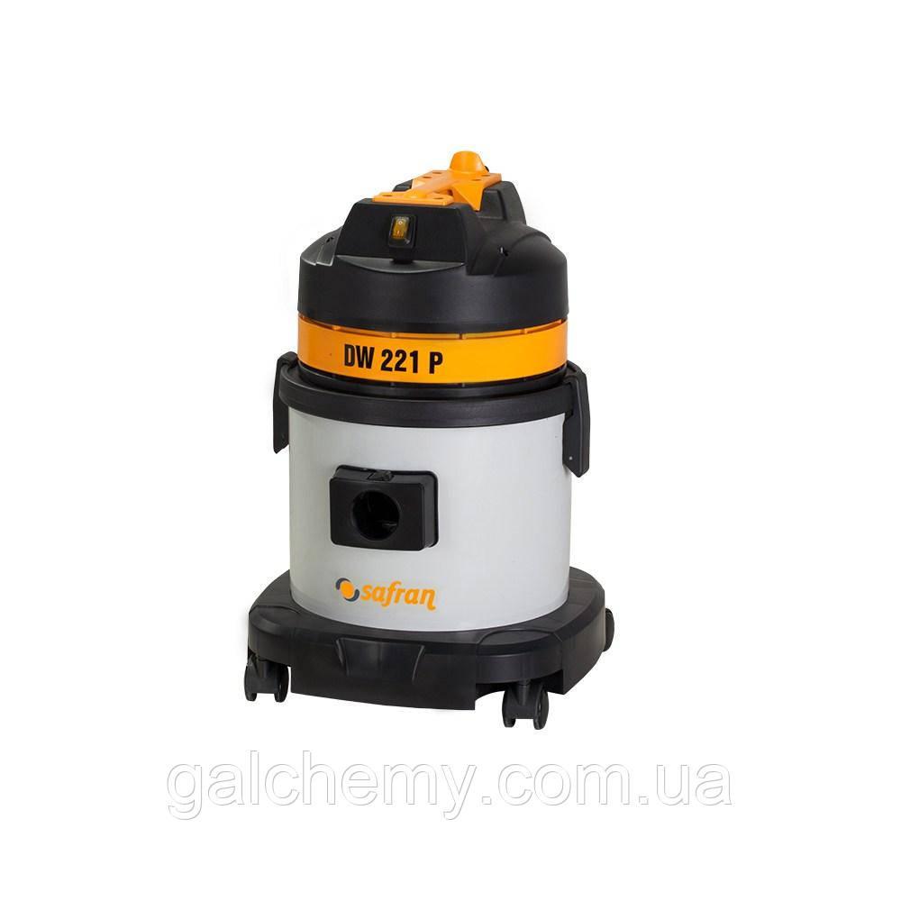 Промисловий пилосос DW 221 P (22 л) Safran