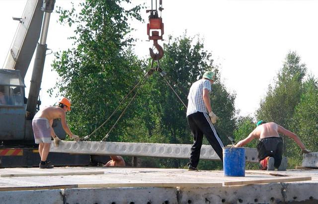 панели перекрытий в Киеве